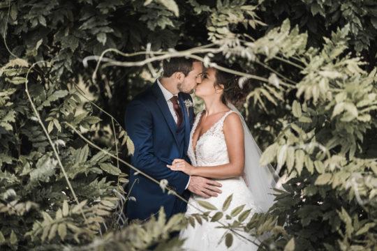 Portrait couple reportage mariage par Maxime Castric